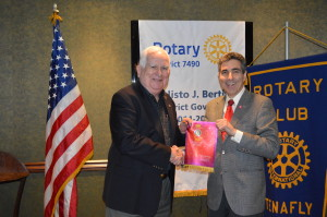 Tenafly Rotarty District Governors Meeting