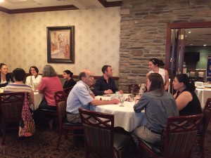 2015 Tenafly Rotary Honoring Service Teacher Event