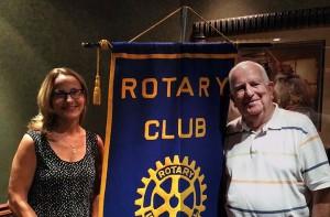 CFA Visit To Tenafly Rotary