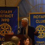 Tenafly Mayor Peter Rustin