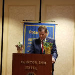 Jim Morrison THS Principal Tenafly Rotary Teachers Luncheon