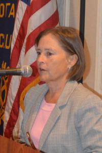 Dr Ann Powell Introducing Tenafly Middle School Teachers