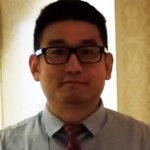 Elliot Hong, THS Math at Tenafly Rotary Teachers Luncheon
