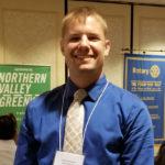 Keith Malinak, THS Biology Tenafly Rotary Teachers Luncheon