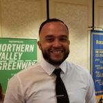 Michael Carrasquilla, TMS Health & Phys Ed - Tenafly Rotary Teachers Luncheon