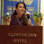 Gayle Lander, Stillman Principal - Tenafly Rotary Teachers