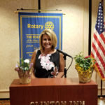 New Superintendent Shauna DeMarco-Tenafly Rotary New Teachers Teachers Luncheon