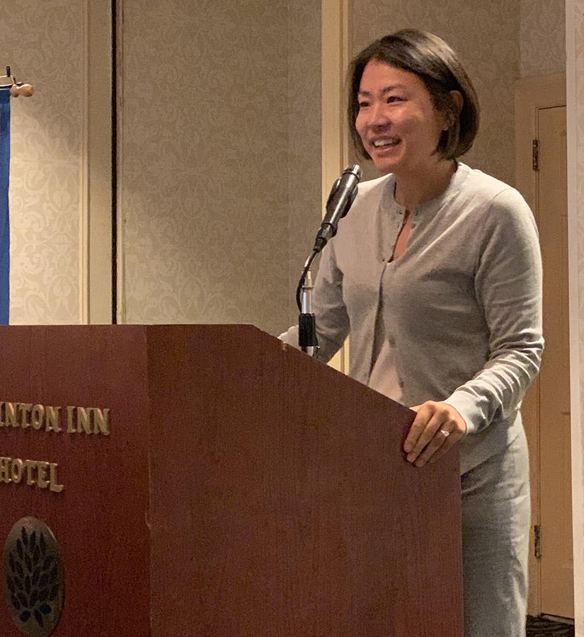Dr Brenda Yoo